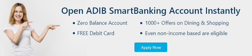 ADIB Smart Account