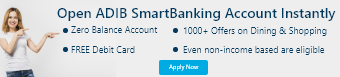 ADIB Smart Account