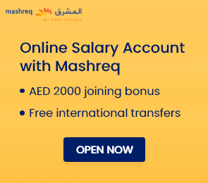 Mashreq Happiness Account