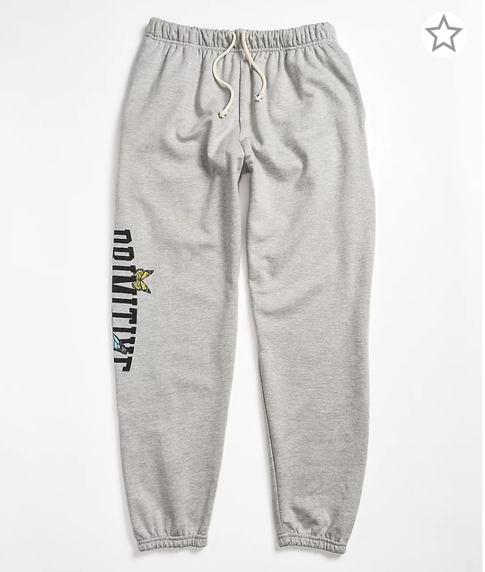 Link to WOMEN'S COLLEGIATE BUTTERFLY SWEATPANTS page