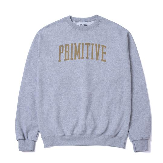 Link to COLLEGIATE GOLD REFLECTIVE CREWNECK page