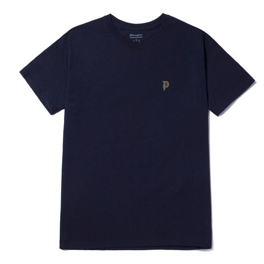 Link to DIRTY P GOLD REFLECTIVE TEE page