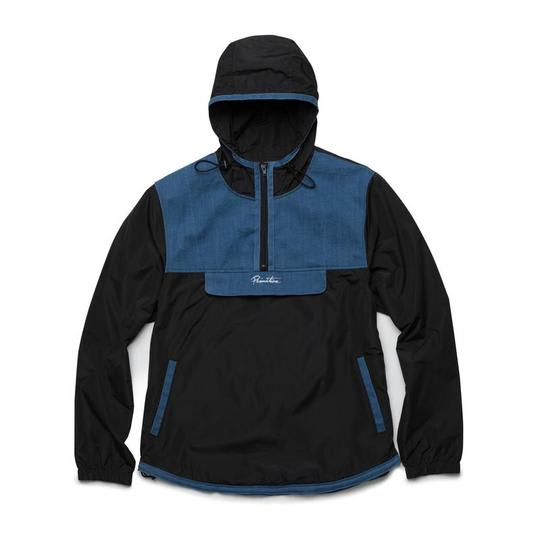 Link to TAPED ANORAK (DENIM) page