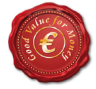 Certifié par Good Value For Money