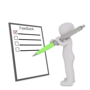 feedback sociaux