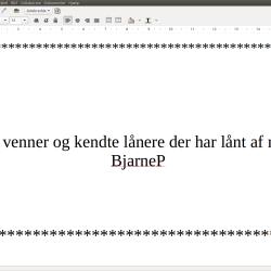 Bjarne P.