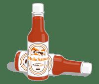 Mule sauce