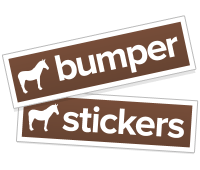 Stickers pare-chocs
