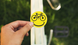 Bike stickers