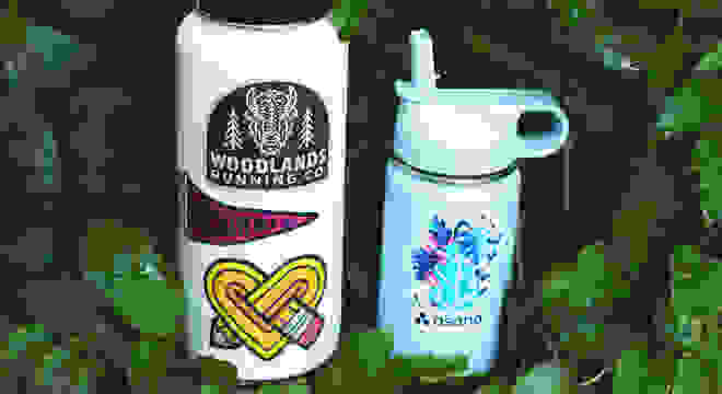 Hydroflask stickers