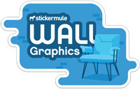 gráfica-de-pared-sticker-mule