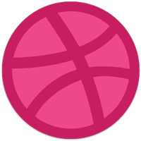 circle-sticker-dribbble