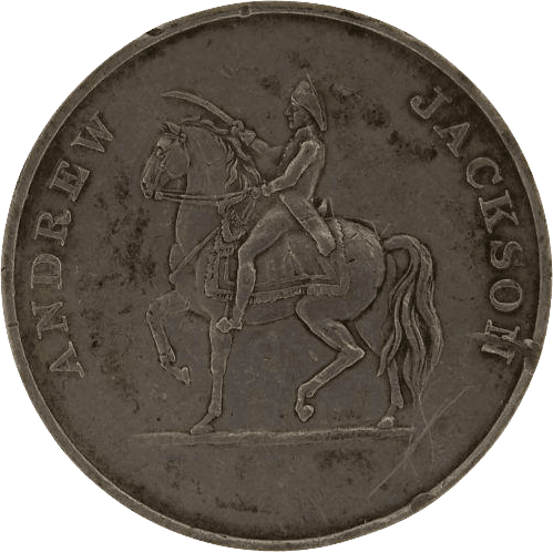 Andrew Jackson Campaign Medal