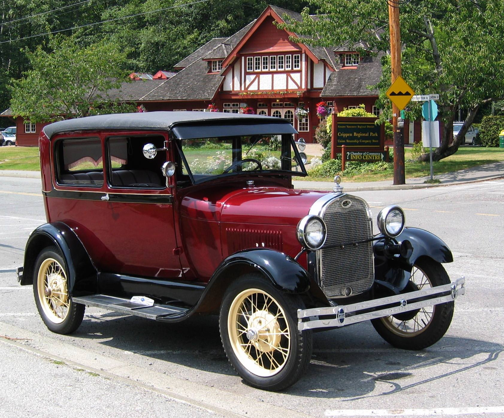 Ford Model A, 1927