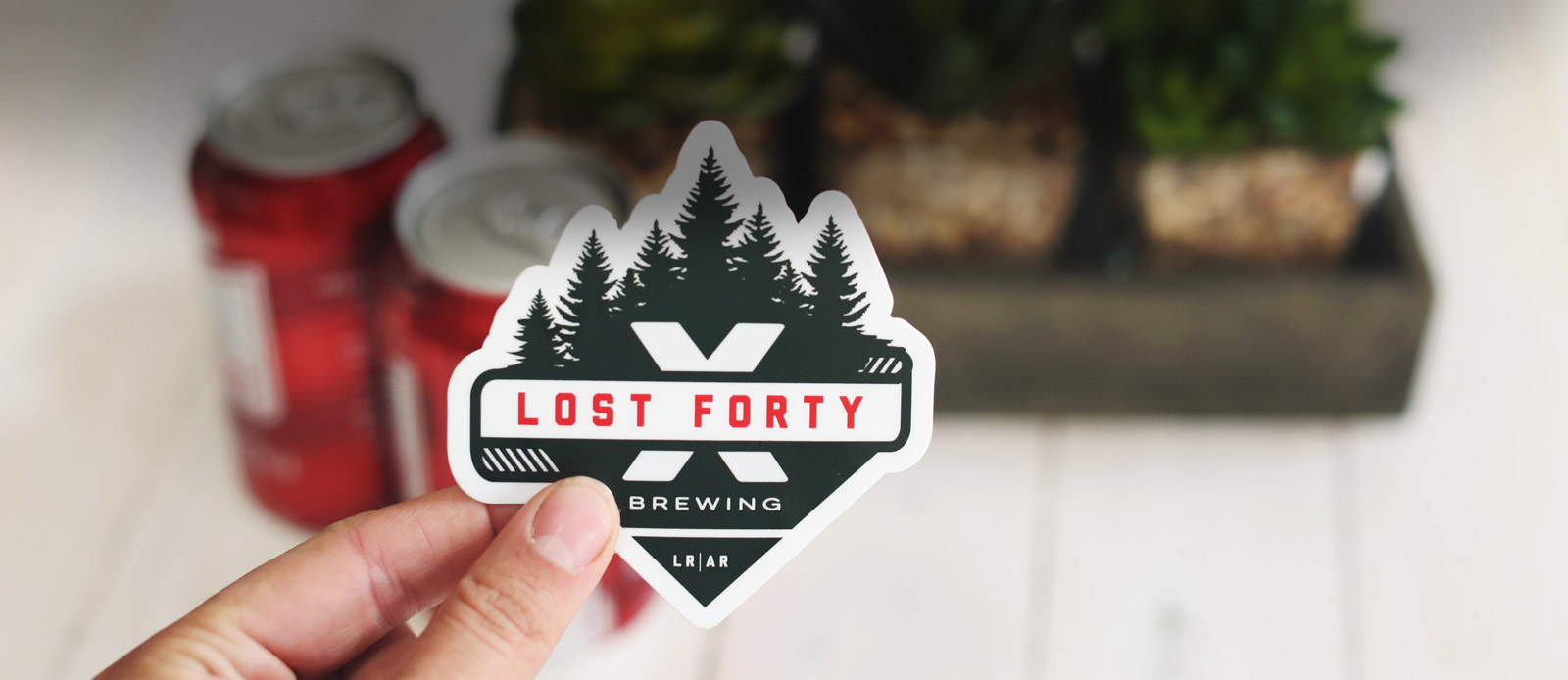 Brewery stickers  by Sticker Mule