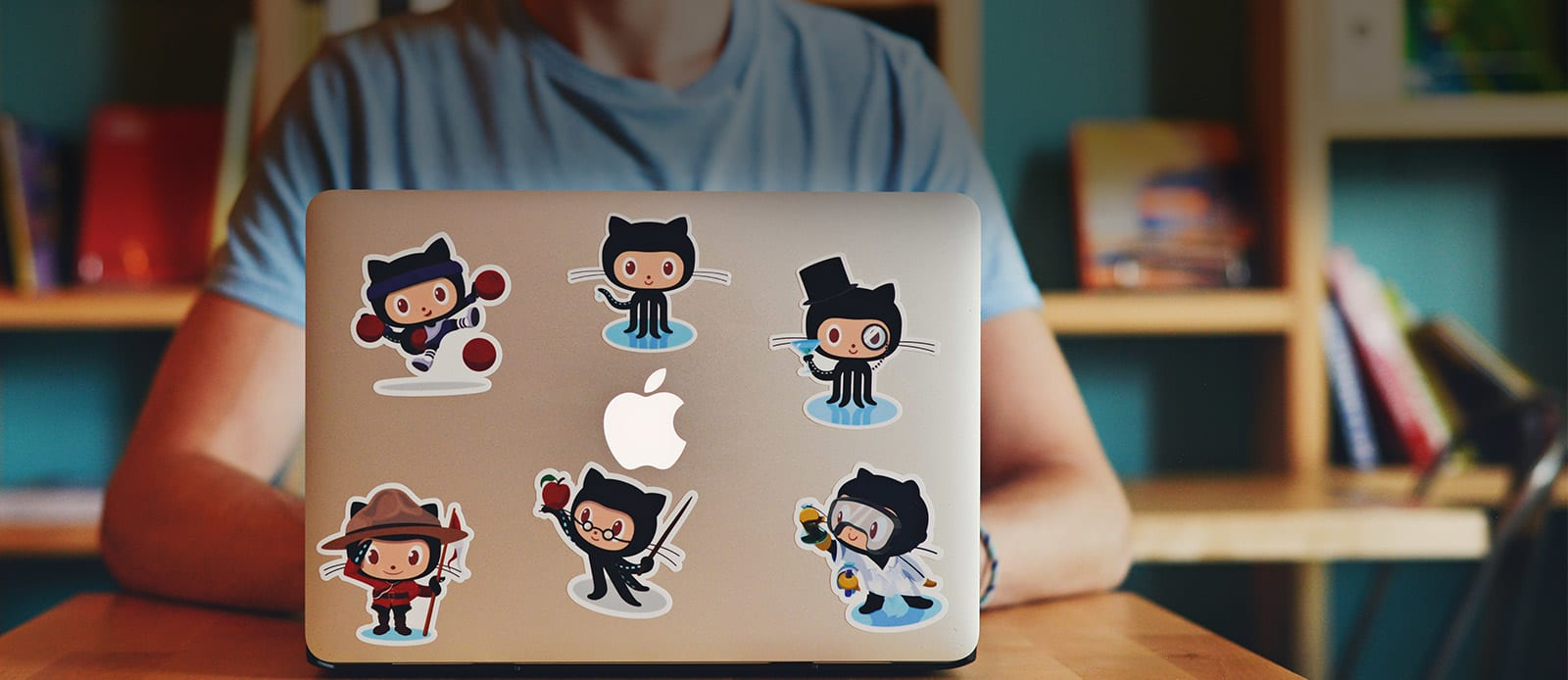 Print Laptop Stickers