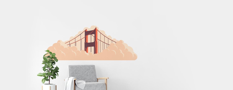 Gráficas de pared