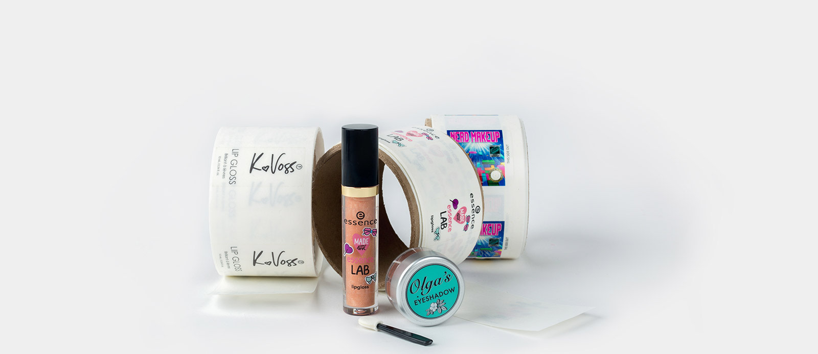 Cosmetic labels by Sticker Mule