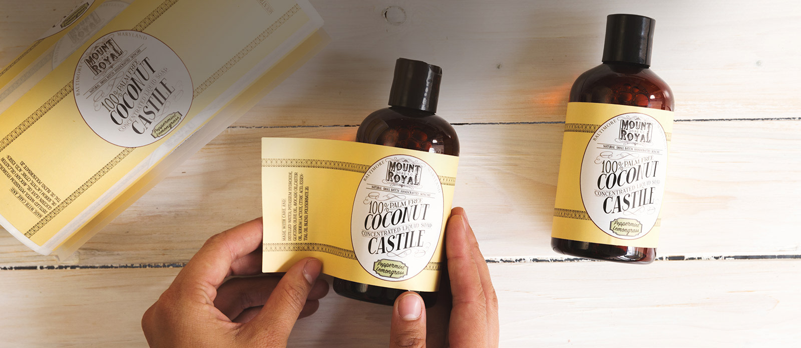 Soap labels  by Sticker Mule