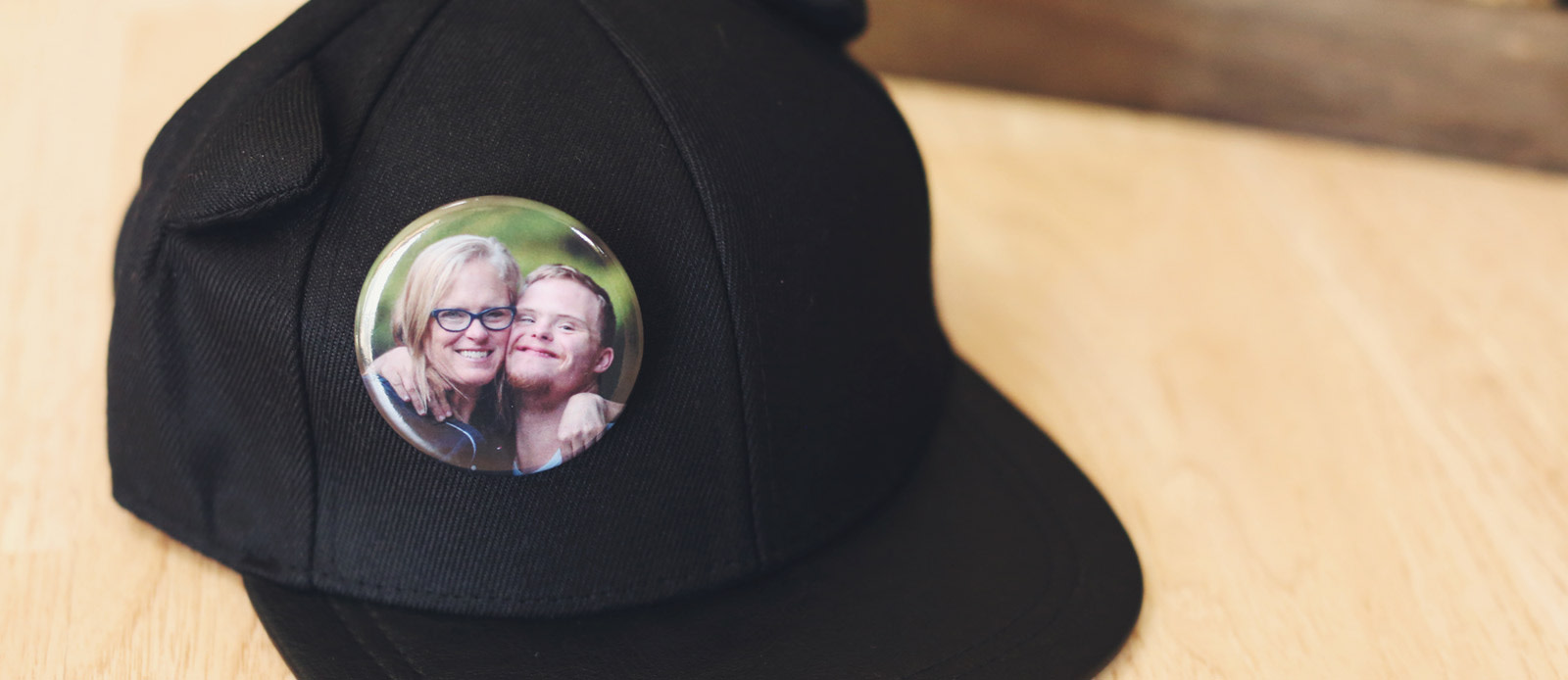Photo  buttons by Sticker Mule