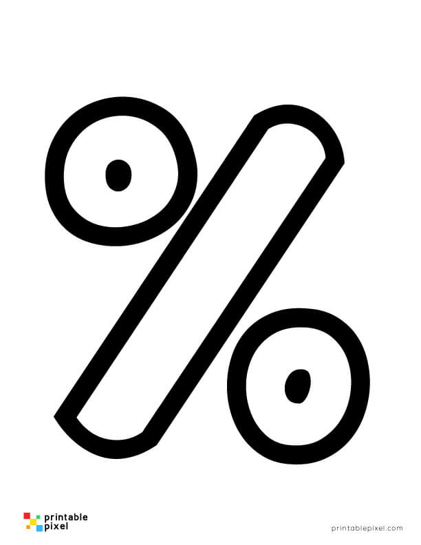 Bubble  Numbers Percentage