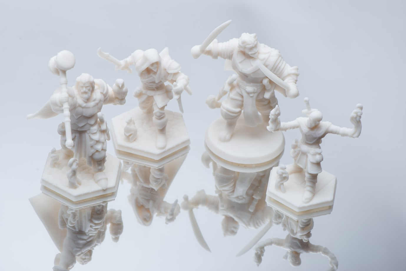 Minature model Heroes forge 4