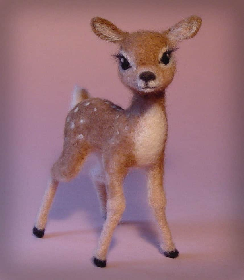 3d modeling deer prototype