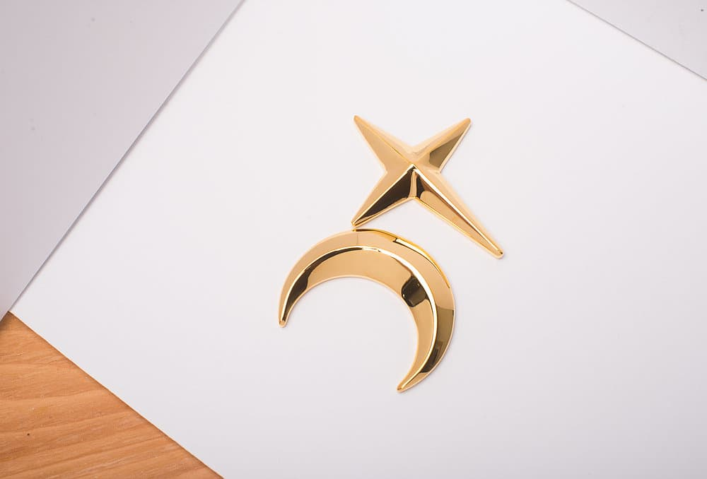 3d model star design