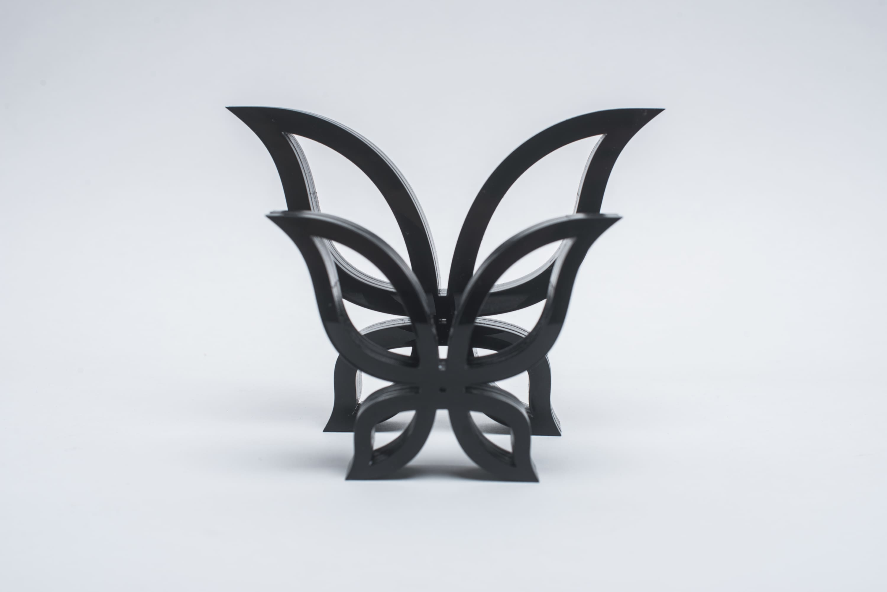 Butterfly Lasercut Centered