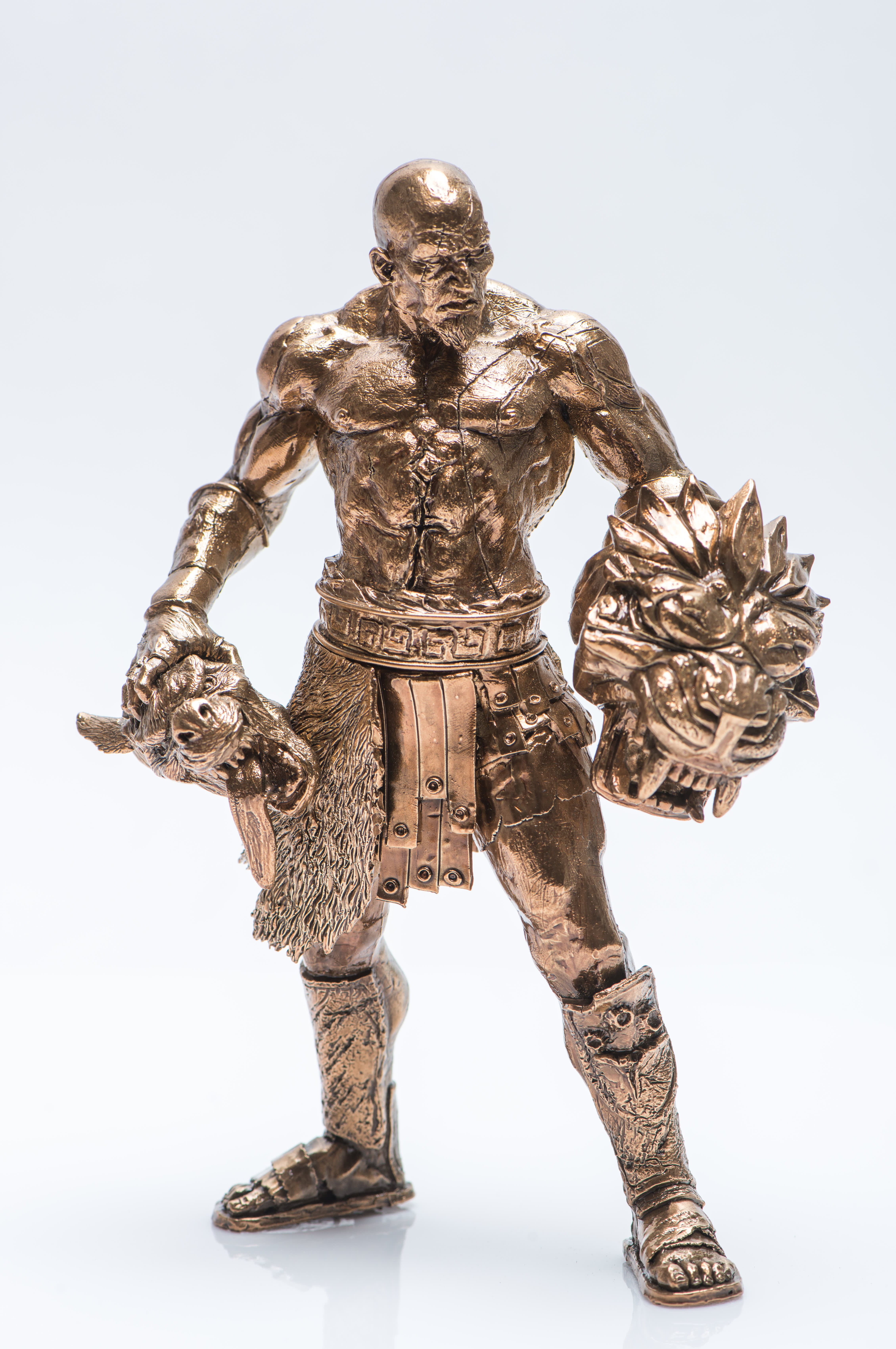 Metal Casted Character