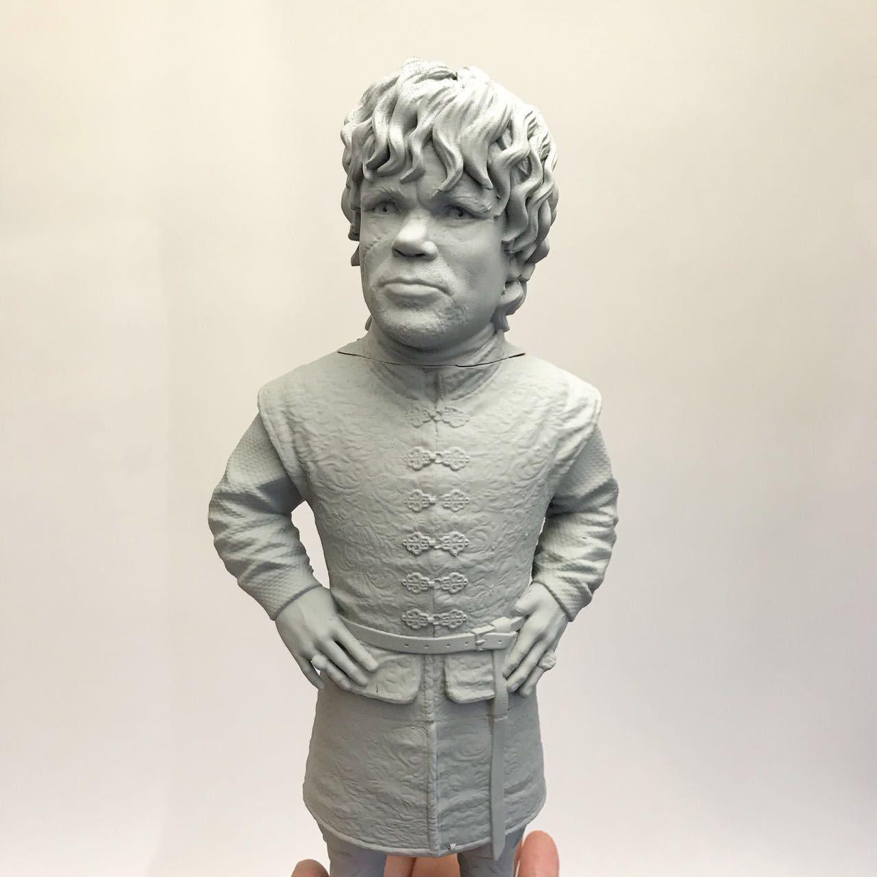 3D Printed Peter