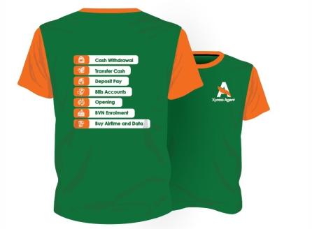 Customized T-Shirts (Mixed)