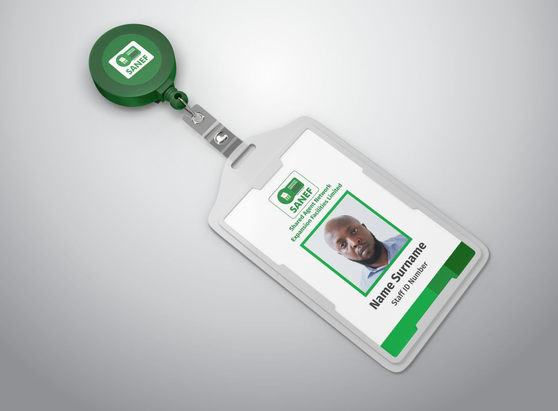 ID Cards (with Branded Retractable Badge Holder)