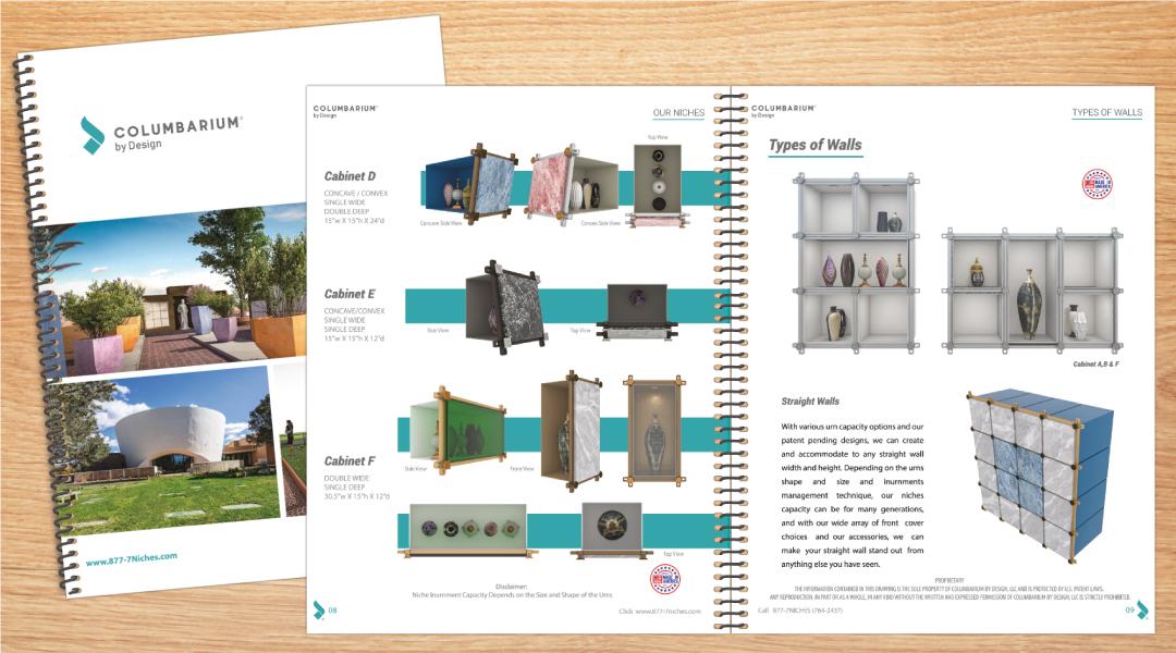 Spiral Bound Catalog Printing