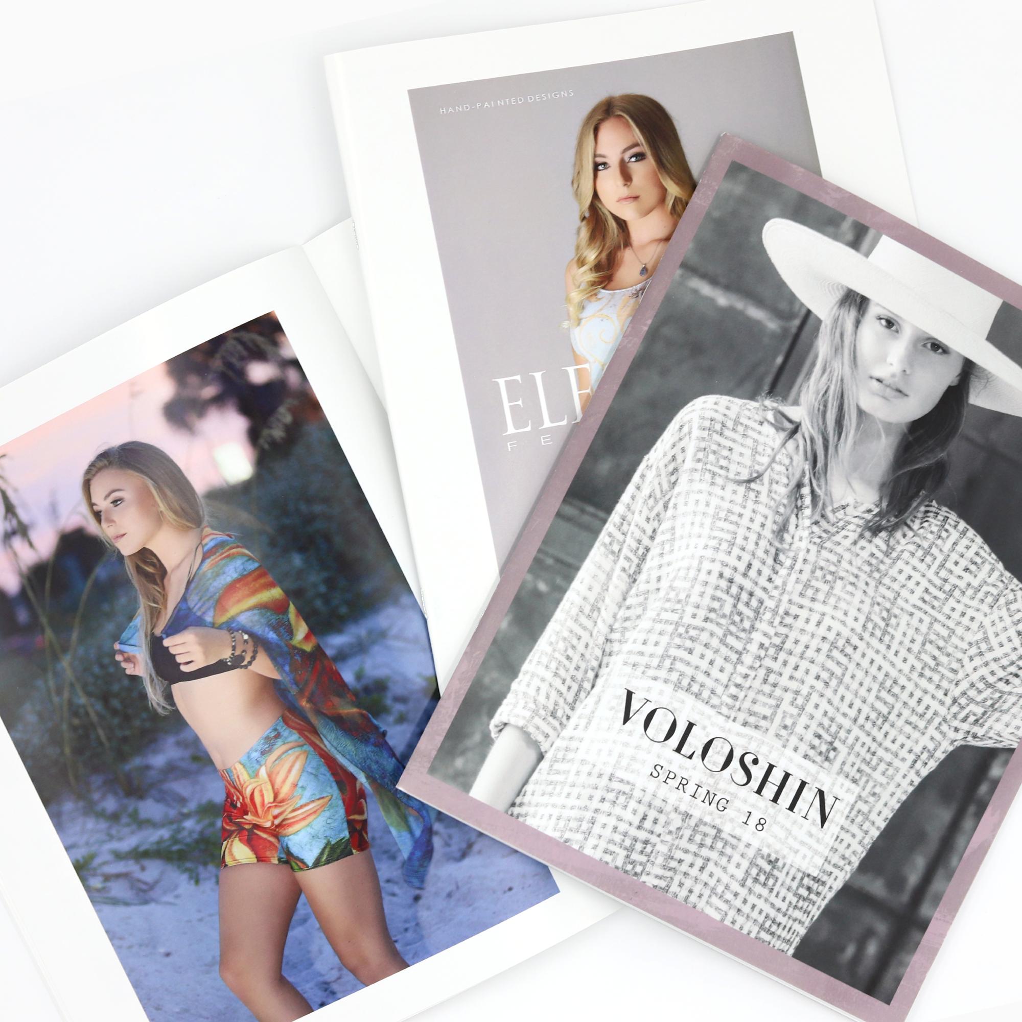 Fashion Catalog Lookbooks