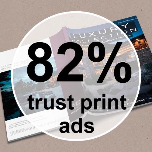 print ads infograph