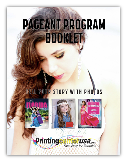 Beauty Pageant Program White Paper Guide Download