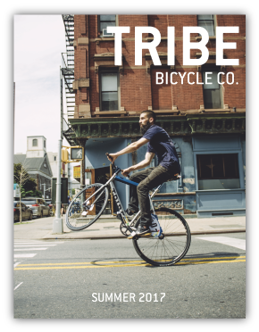 Tribe Bicycle Product Catalog Example