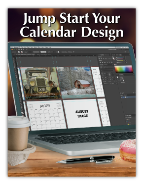 Design Resources to Help Jump Start Your Calendar Design