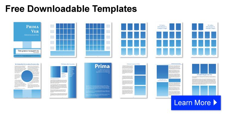 FreeDownloadable Templates