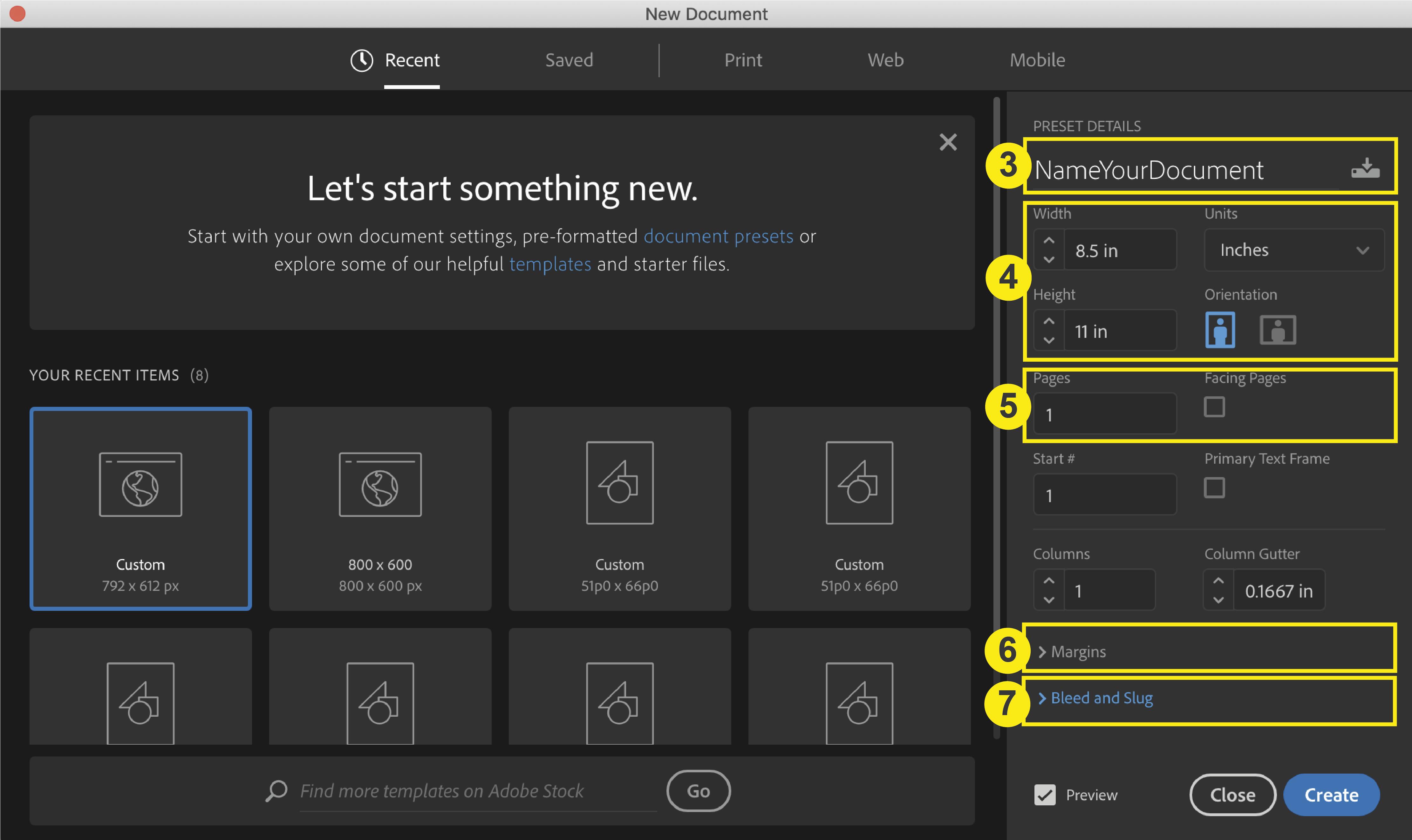 InDesign_NewDocumentWindow