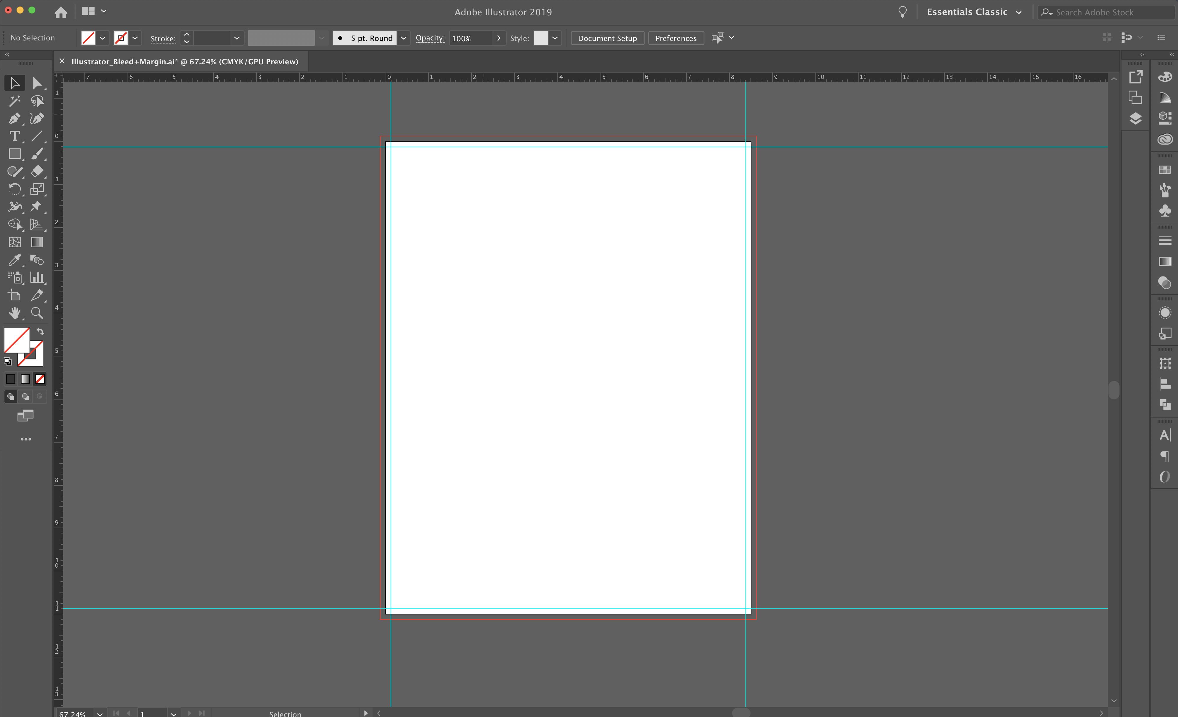 Illustrator_New Document