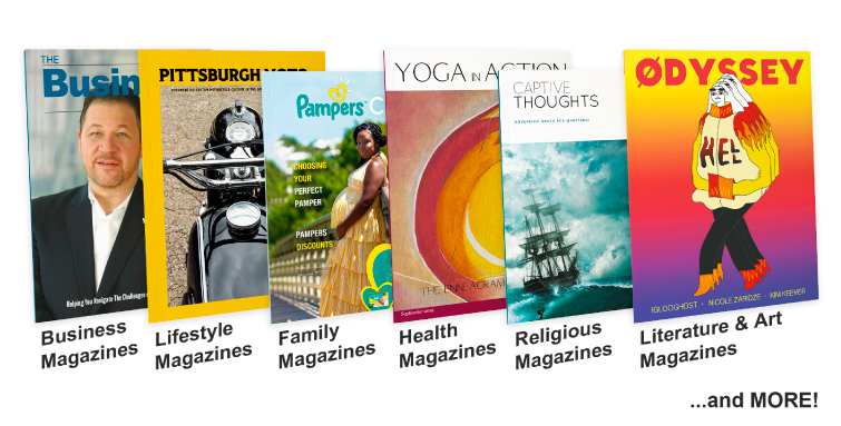 Image result for Magazine Printing - A Sure Way Of Marketing