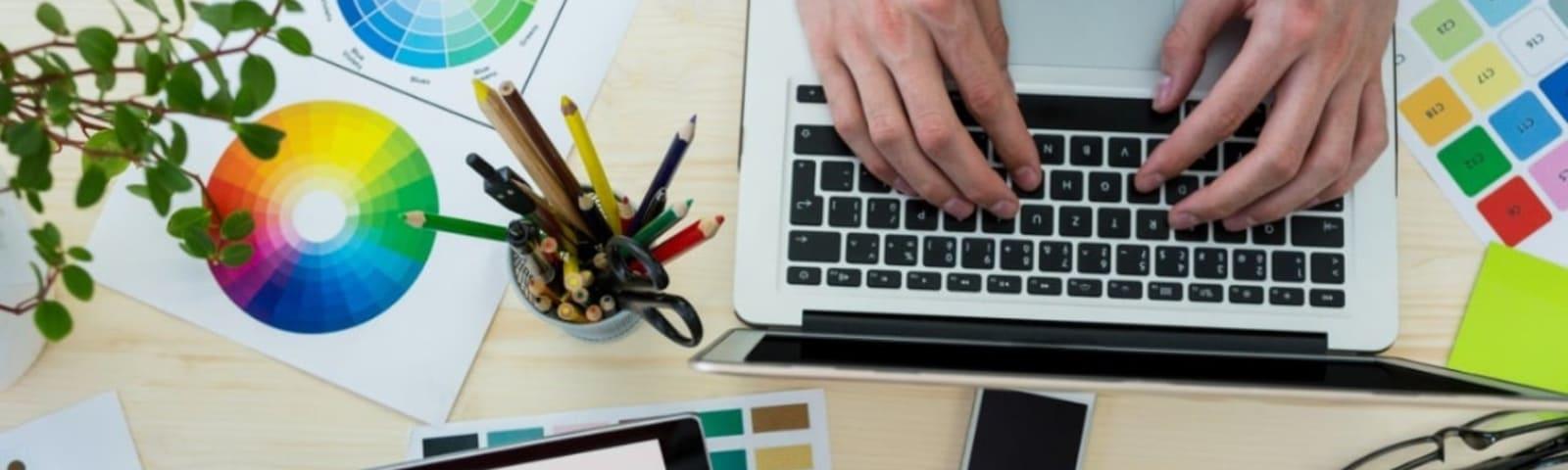 Imagem de destaque do post CMYK e RGB: quais as diferenças entre cada padrão de cores?