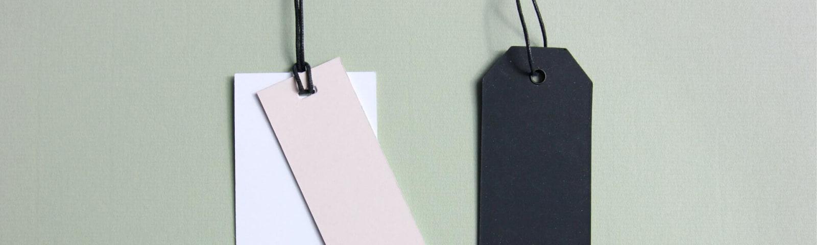 Imagem de destaque do post Aposte na impressão de tags e valorize sua embalagem