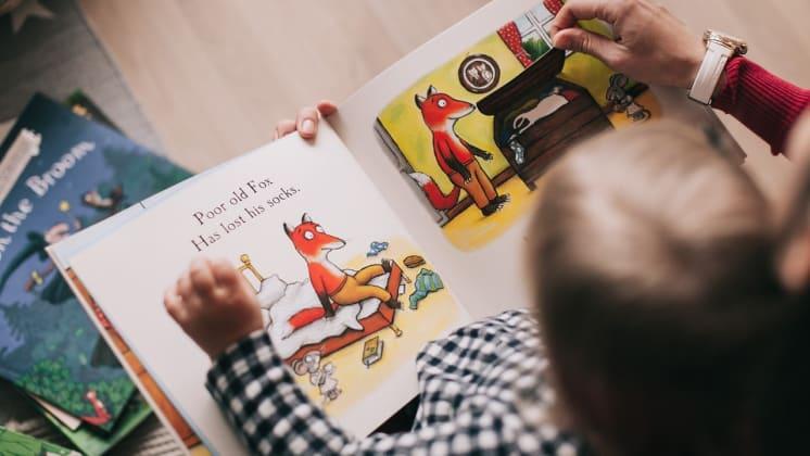 Thumbnail do post Editoras de livros infantis: como produzir livros atrativos para crianças