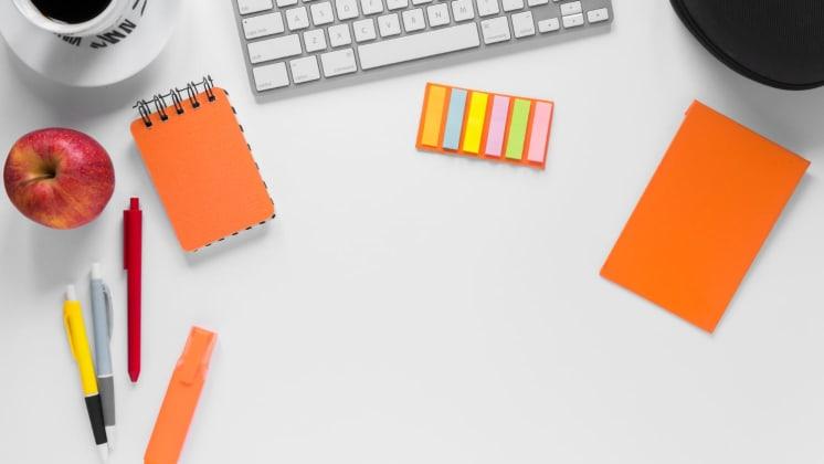 Thumbnail do post Material de escritório personalizado: 4 itens indispensáveis