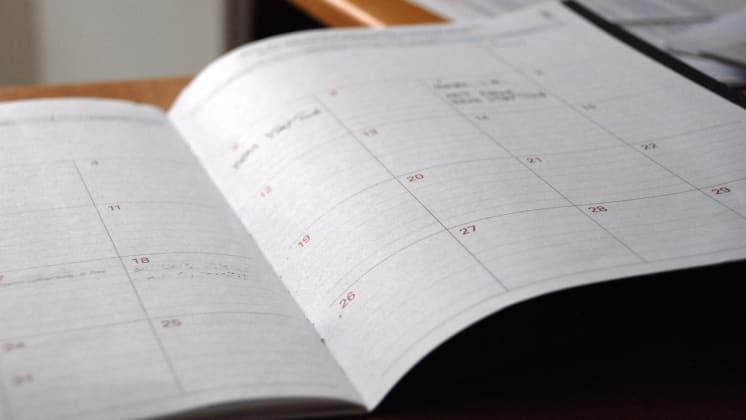 Thumbnail do post Papel para calendário: veja os melhores tipos para imprimir