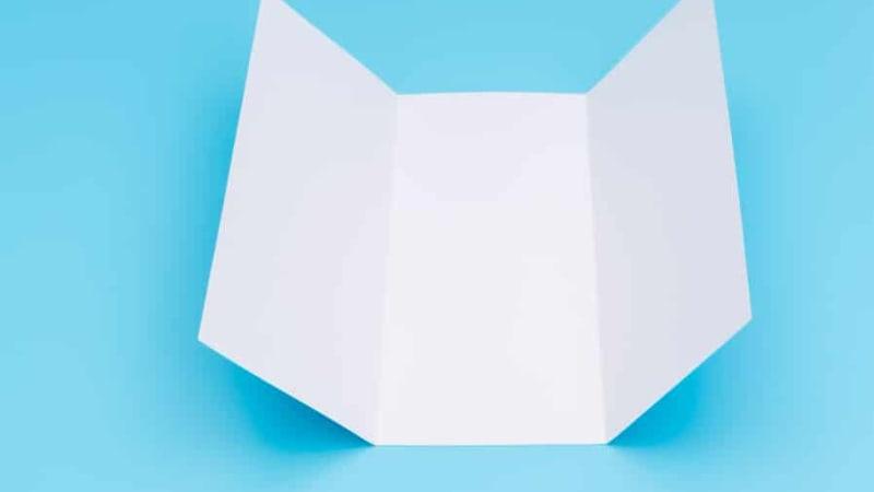 Imagem de destaque do post Como desenvolver um folder e aproveitar ao máximo o material