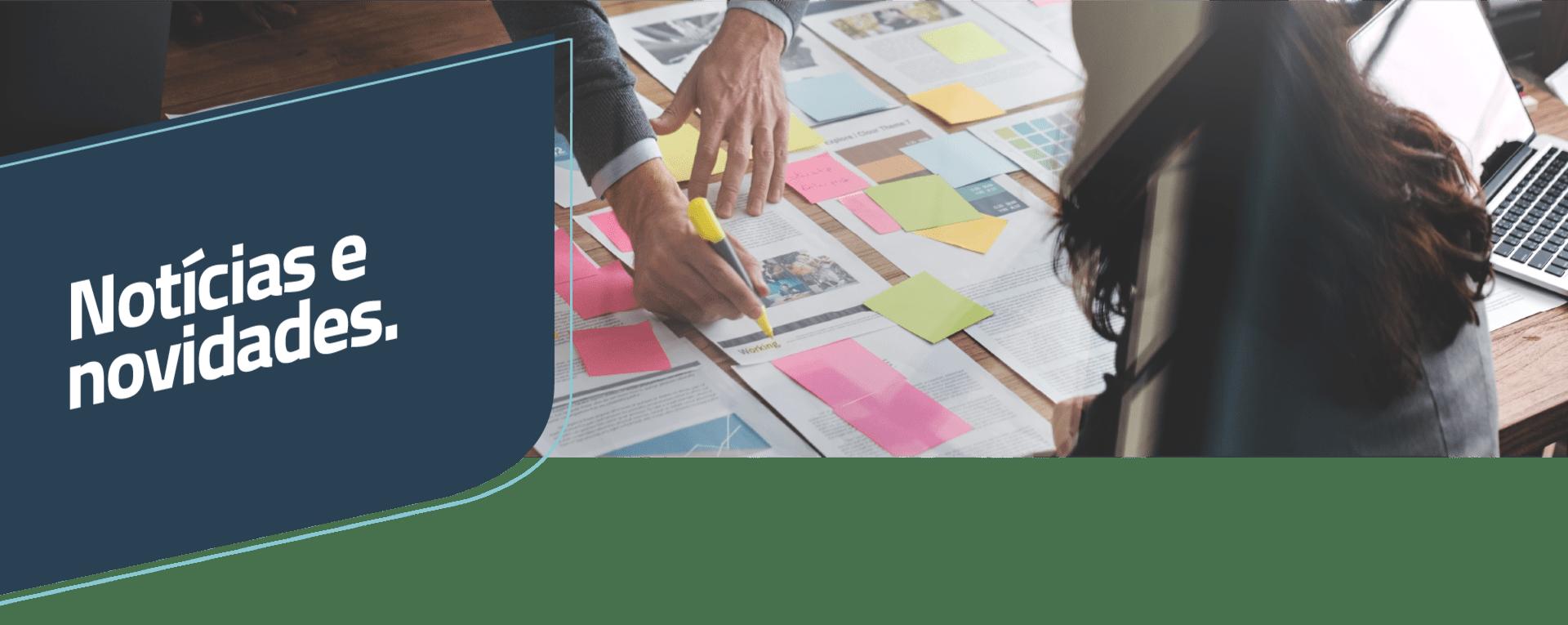 Notícias e novidades do setor gráfico